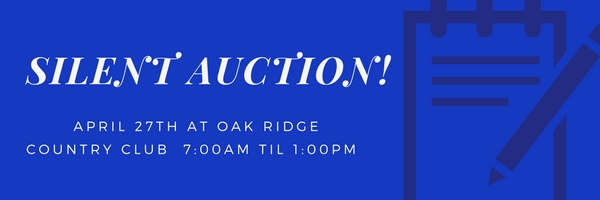 Silent Auction April 27th