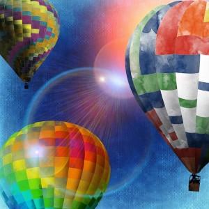 ballons rides